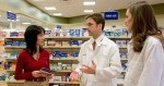 What role do pharmacists play in an online pharmacy?